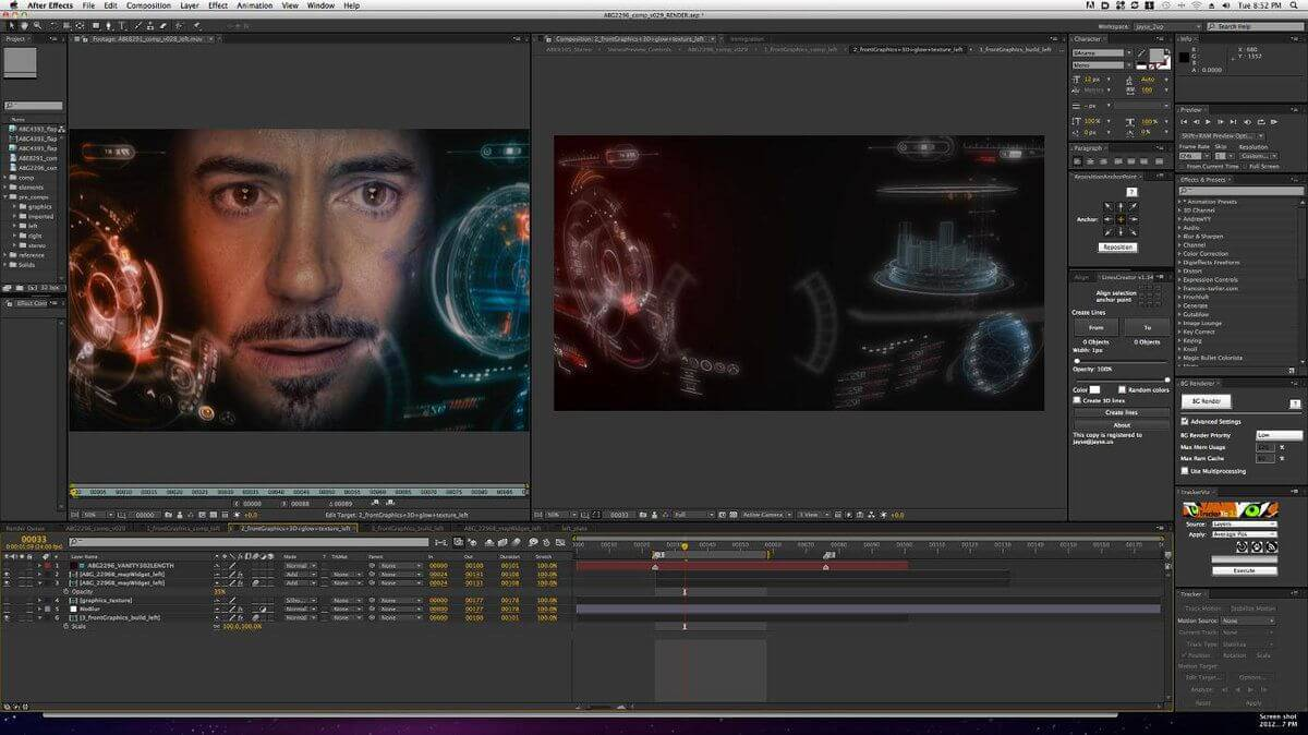 adobe after effects for mac preactivated