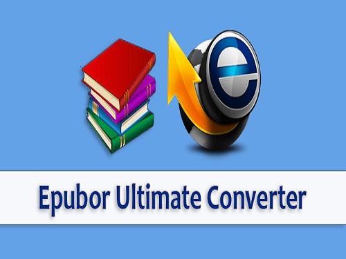 epubor ultimate converter Crack Multilanguage