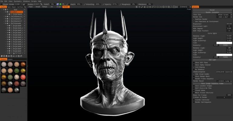 3D Coat 4.9.52 + Crack + Patch