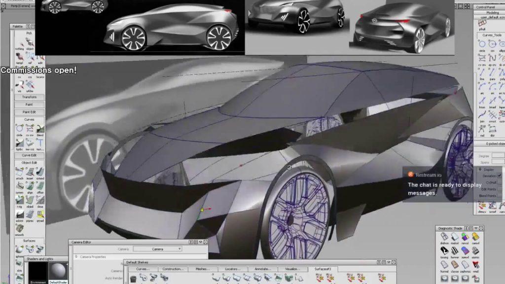 Autodesk-Alias Activated