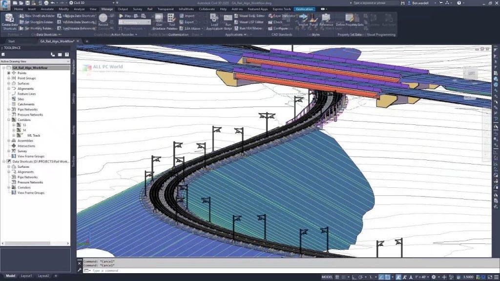 Autodesk-AutoCAD-Civil-3D-2020-crack + keygen