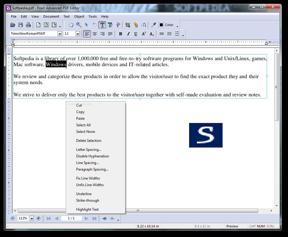 foxit advanced pdf editor crack